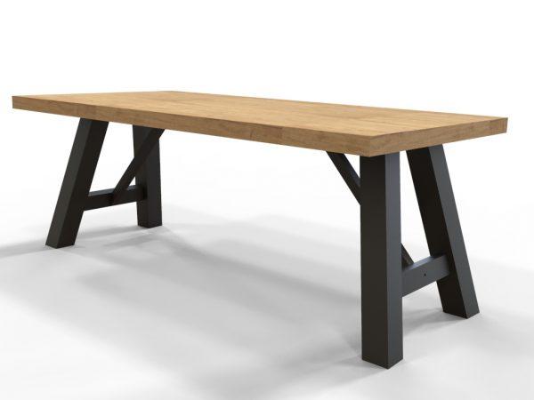 Model GIEN stalen tafelpoot