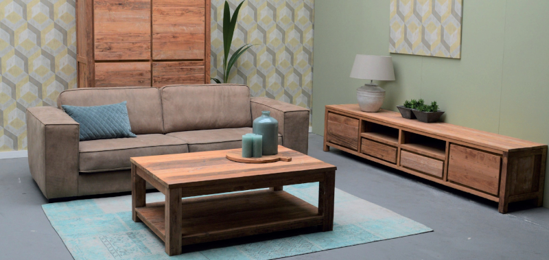 Los Angeles Collection LivingFurn