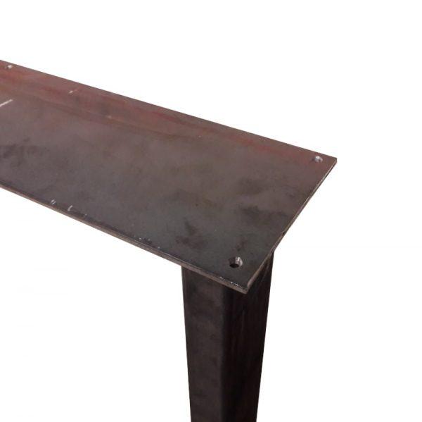 Industriële U-bartafelpoot-4x8cm-65