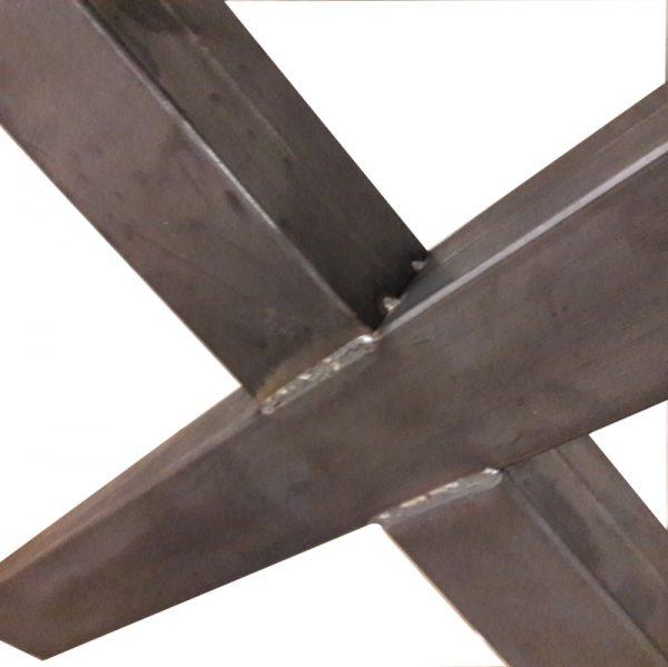 X-poot 8x8 cm - Industrieel