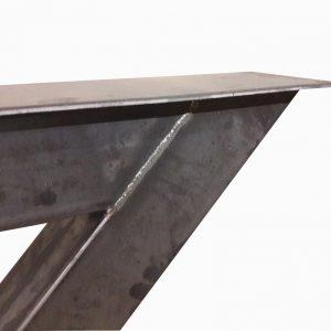Z-poot 10x10 cm - Industrieel detail voor